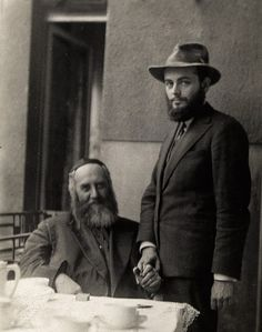 The-Rebbe of Lubavitch