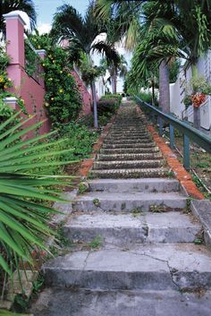 Ninety-Nine Steps, St. Thomas (USVI)