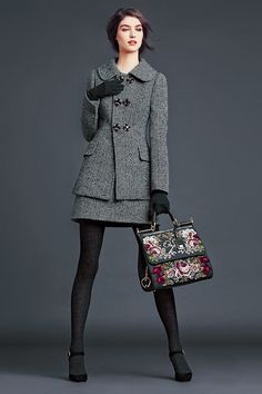dolce and gabbana winter 2015 woman collection 65