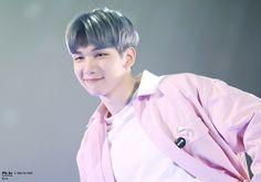 Hyuk, Vixx, Milky Way MV Event, 161113, Plz be - do not edit