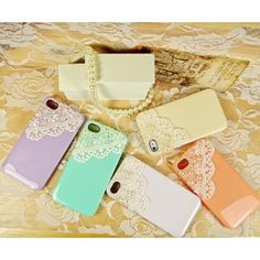 Lace Exquisite Back Cover for iPhone 4S  at chemjoy.com