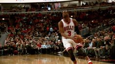 Poetry in Motion... Our slo-mo #PhantomCam recaps the Chicago Bulls opening night W over the Boston Celtics, 105-99