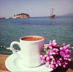 Sadece kahve deyip geçme İçtenliktir ,samimiyettir Sıcaklıktır,vefadır Hatır bilene ...