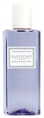 Crabtree & Evelyn Nantucket Briar - Bath & Shower Gel by Crabtree & Evelyn. $19.95. Crabtree Nantucket Briar Bath & Shower Gel 200ml. Enriched with extracts of nourishing linden flower, mallow and honey, our bath and shower gel leaves skin smooth and soft.