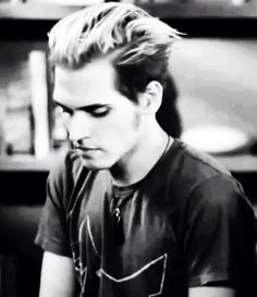 Mikey Way❤️                                                                                                                                                      More