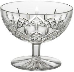 Waterford 'Lismore' Lead Crystal Candy Dish