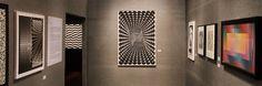 """Mostra """"Op-Art – Ilusões do Olhar"""" http://www.arteeblog.com/2015/04/mostra-op-art-ilusoes-do-olhar.html"""