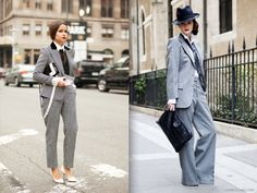 Women in suits - the sexiest creatures on this planet