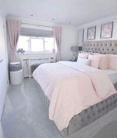 Teen Bedroom Designs, Bedroom Decor For Teen Girls, Room Design Bedroom, Room Ideas Bedroom, Small Room Bedroom, Stylish Bedroom, Cozy Room, Aesthetic Bedroom, Dream Rooms