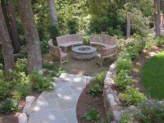 Garden Ideas No Grass Engaging No Grass Backyard Patio Ideas Wiht Fire Pit Diy Idea swan
