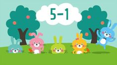 Simple little song for kids to sing at Easter time. Five Little Bunnies | Easter Bunny Song