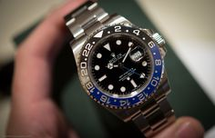 Hands-On With The Rolex GMT-Master II Reference 116710BLNR With Blue And Black Cerachrom Bezel (Live Pics, Full Specs, Pricing) — HODINKEE - Wristwatch News, Reviews, & Original Stories