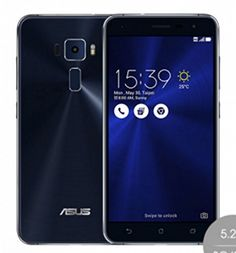 """5.2"""" ASUS ZenFone 3 ZE520KL Unlocked Cell Phone [4G LTE 3GB/32GB SAPPHIRE BLACK] - 1 Year Warranty  https://topcellulardeals.com/product/5-2-asus-zenfone-3-ze520kl-unlocked-cell-phone-4g-lte-3gb-32gb-sapphire-black-1-year-warranty/  This cell phone is compatible with GSM carriers like AT&T and T-Mobile as well as with GSM SIM (Incompatible with Wind Mobile and CDMA Carriers like Verizon, Sprint, Boost mobile or Virgin mobile). Android TM 6.0 powered by a new generation of"""