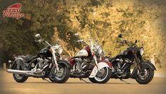 2012 Indian Chief Vintage Motorcycle