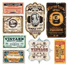 vintage wine labels | Vintage Wine Labels | Pinterest | Wine ...