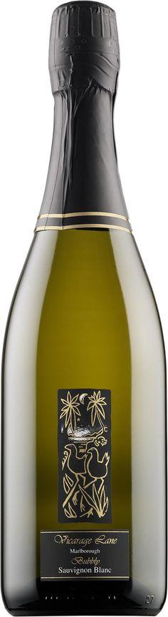 Vicarage Lane Bubbly Sauvignon Blanc Brut