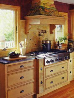 Kitchen Design by Susan Serra, CKD   #kitchen #kitchendesign #interiordesign