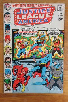 Justice League of America Vol 1 # 82