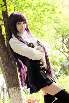 Inu x Boku SS Ririchiyo Shirakiin cosplay