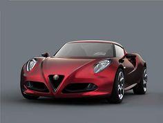 Alfa 4C preview on 9 april 2014 at #Ronchiverdi  Healt  & Sport Club