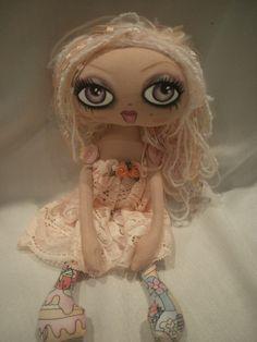 Peach Sorbet by Lesley Jane Dolls