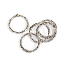 Studio Suzan Sterling Stack Ring - Half Hitch Goods