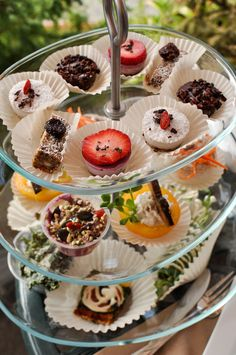 im-horngry:  VeganBritish Tea Party Treats - As Requested!