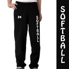 Softball Fleece Sweatpants                                                                                                                                                                                 More