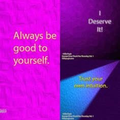 Always be good to yourself because you deserve the best. And when you are good to yourself you trust yourself more. Allow it to happen.  #allowing #alignment #always #deservethebest #most_deserving #love #life #loveyourself #intuition #psychic #spiritualjourney #selfawareness #lightworker #loveandlight #spiritjunkie #spiritualgangster #awakening