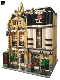 Chanel Boutique (Modular Building Standards) | by J.B.X.