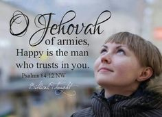 Trust in Jehovah