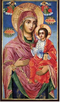 Hail Holy Queen, Lady Madonna, Images Of Mary, Mama Mary, Immaculate Conception, Mary And Jesus, Byzantine Icons, Holy Mary, Catholic Prayers