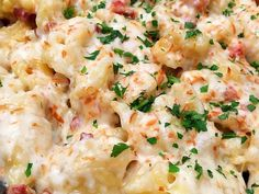 Sztrapacska - VIDEÓVAL! - GastroHobbi Hungarian Recipes, Hungarian Food, Potato Salad, Cauliflower, Potatoes, Vegetables, Ethnic Recipes, Essen, Hungarian Cuisine