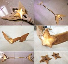 Commission - Star Guardian Lux's staff and accessoriesIf you are interested to…