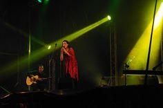 #PatronalesMonforte2012 Concierto de Rosa Cedrón by @jrcasan via Twitter