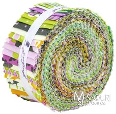 Lottie Da Jelly Roll from Missouri Star Quilt Co