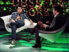 Hablando sobre #Videojuegos con Humberto Cervera e Iván Carrillo