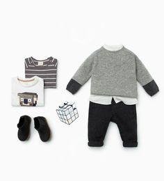 -Shop by Look-Baby boy-Baby | 3 months - 3 years-KIDS | ZARA Turkey