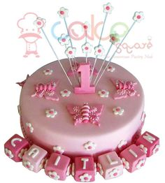 243 Best Girls Cake Images Birthday Cakes Fondant Cakes Pound Cake