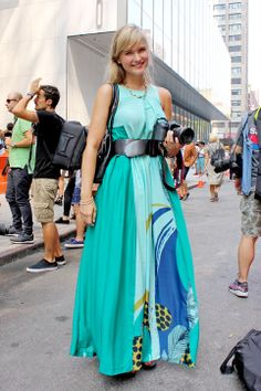 What Glamour Editors Wore to New York Fashion Week: 20 Outfit Ideas, Modeled by Us!: Fashion: glamour.com