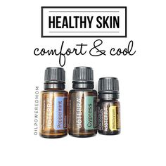 Another in my healthy skin series! (Find more at These oils are… After Sun Spray, Cypress Oil, Doterra Peppermint, What To Use, Varicose Veins, Doterra Essential Oils, Diffuser Blends, Cellulite, Natural Oils