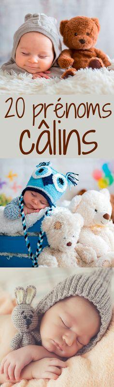 Des prénoms câlins qui font du bien ! #prénom #prenomfille #prenomgarçon #prenombebe #bébé
