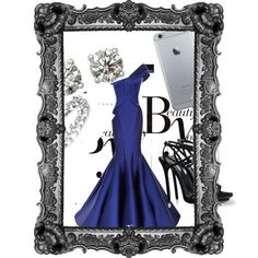 framed by fame by gargi-banerjee-koul on Polyvore featuring polyvore fashion style Zac Posen Dsquared2 Sonam Life
