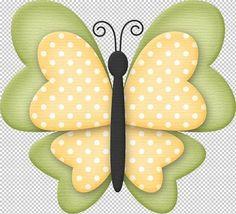 Decoupage, Butterfly Pattern, Flower Shape, Cute Crafts, Applique Designs, Illustration Art, Clip Art, Shapes, Scrapbook