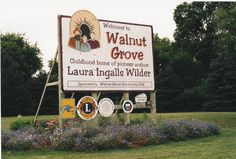 Walnut Grove - Little House On The Prarie - 30 min from my home town!  we went to  see all the sights every summer