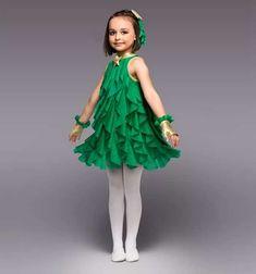 костюм елочка для девочки сшить своими руками: 13 тыс изображений найдено в Яндекс.Картинках
