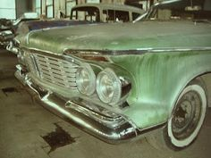 The art of cars: The Unusual Car of the Unusual Owners: Chrysler Im...