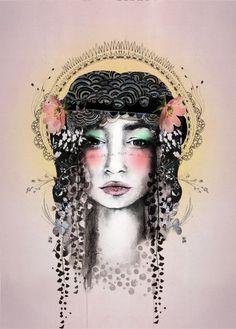 Art by Anahata Katkin | Anahata Katkin.