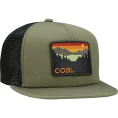fbc73b3ac37 Coal Headwear Hauler Trucker Hat