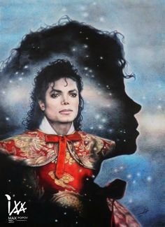Michael Jackson by Max Popov
